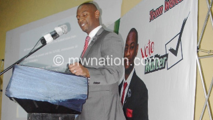 Nyamilandu: It defeats the whole purpose of fairplay