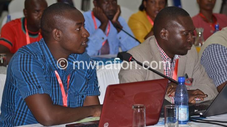 Sulom delegates at the AGM