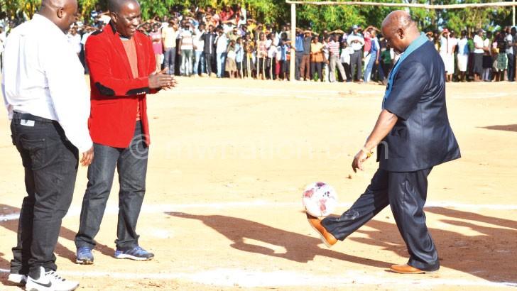 Allan Chiyembekeza | The Nation Online