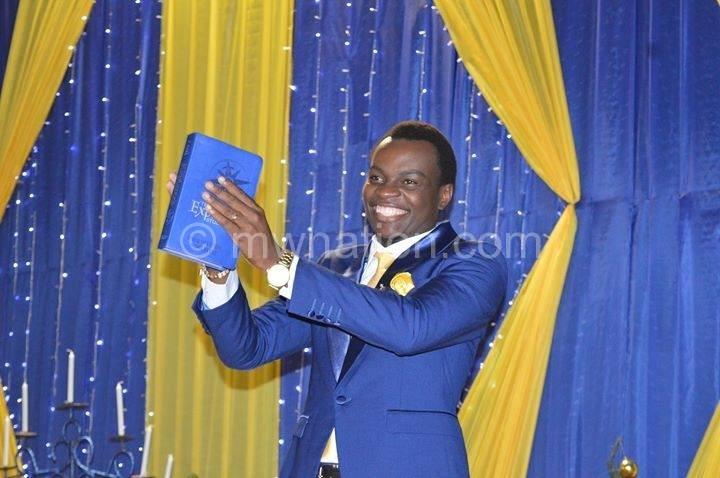 Samuel: We have to seek God's kingdom first