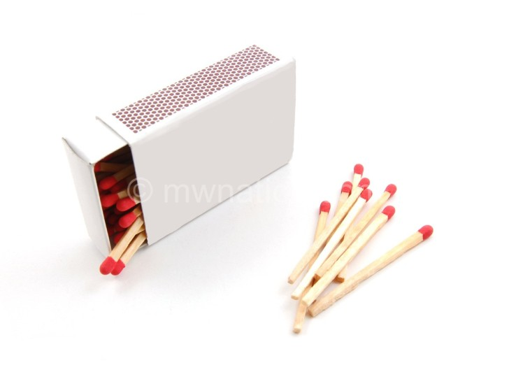 Most matches raw materials are imported