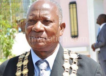 Chapondera: Lilongwe will be honoured