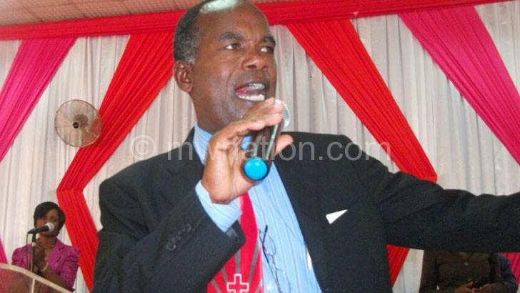 Chisamba: I am calling you all to prayer