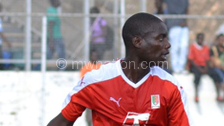 Bokosi is the leading scorer