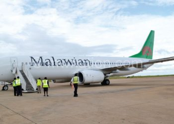 Malawian Airlines has suspended operations due to coronavirus