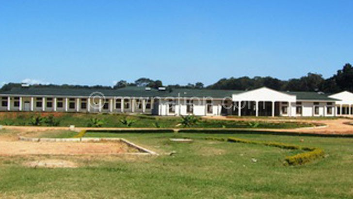 Inaccessible because of distance: Nkhata Bay District Hospital