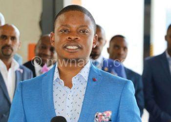 In custody: Bushiri