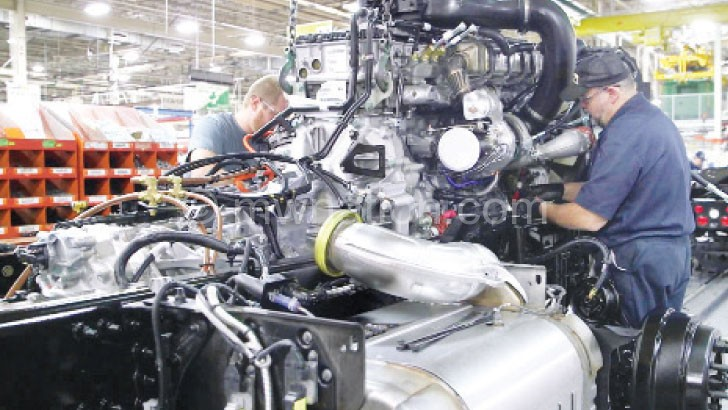 Daimler Plant: Daimler AMG has advanced technology