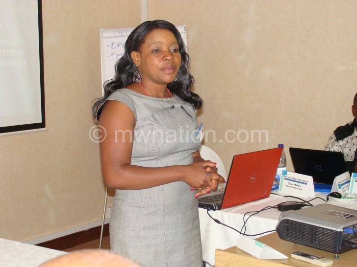 Malera: Politicians are custodians of the campaign