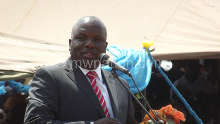 Visited by delegation? Msowoya