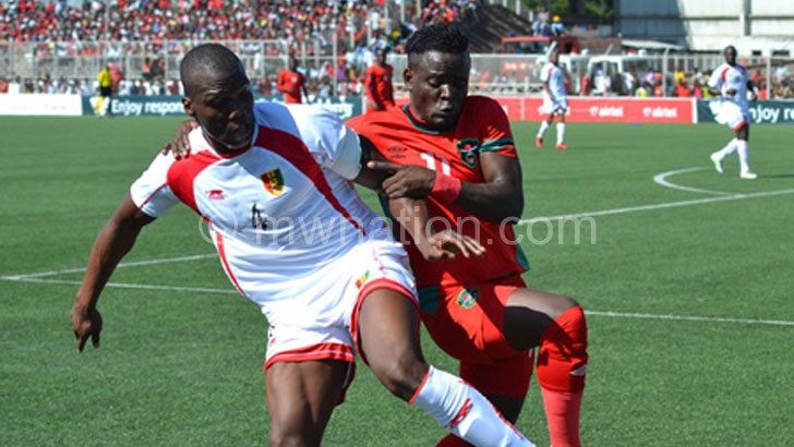 On the agenda: Flames' performance against  Guinea will also be tabled