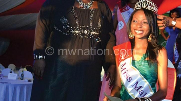 Former Miss Malawi: Susan Mtegha