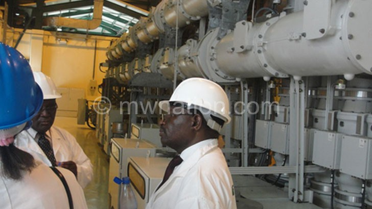 The split of Escom into two is expected improve Escom's power supply
