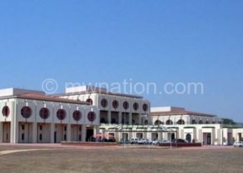 Kamuzu Palace is one of the State houses to be audited
