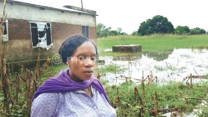 Maganga: Floods deepen the health crisis