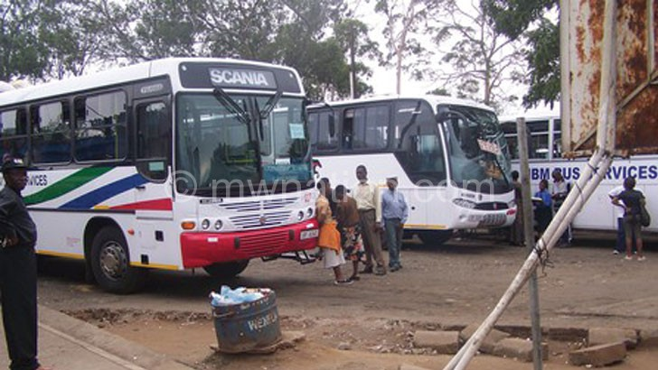 WENELA BUS DEPOT | The Nation Online