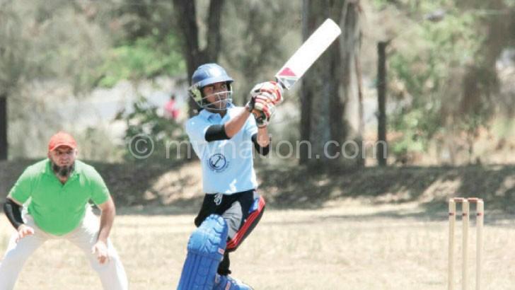 Rustam (R) in action against MSC Orange last weekend