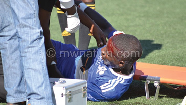 The Players' Welfare Fund is meant to help players   in need  such as Victor Nyirenda