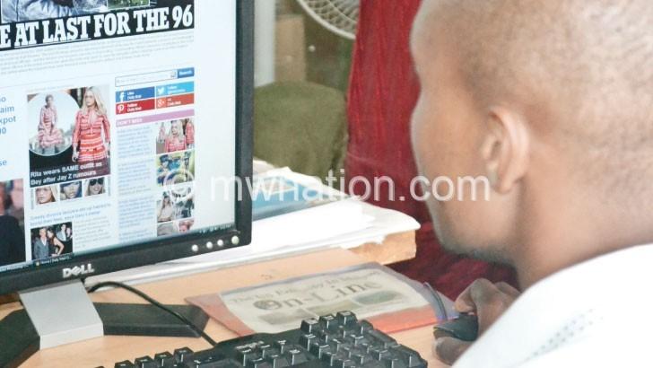 internet | The Nation Online