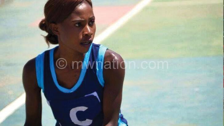 Named best centre court player: Lwazi