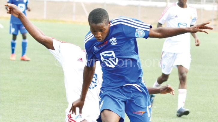 Kaliati (R) has missed Wanderers' two games