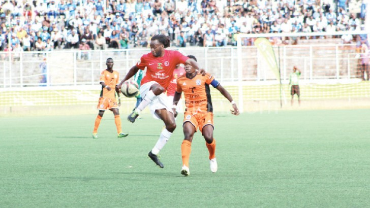 Bullets drew against rivals Wanderers in their last league match