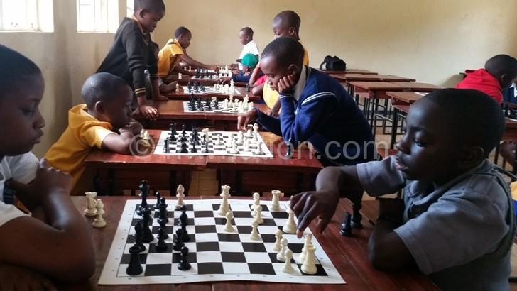 Gondwe (R) says he has been practicing hard