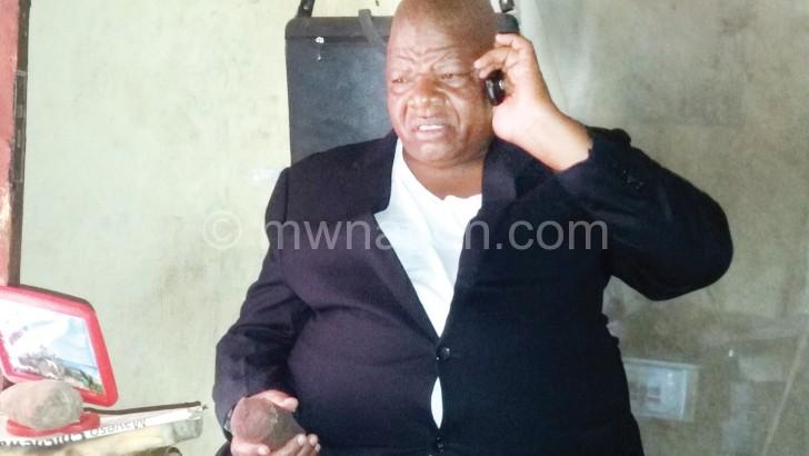 Mbewe: Amene akuti mafupa a maalubino  ndi chizimba akunama