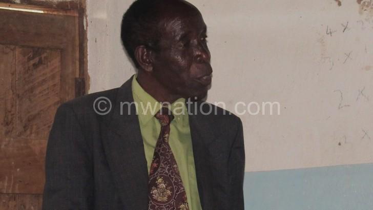 Sichinga: Tili okonzeka  kusamutsa njerwa