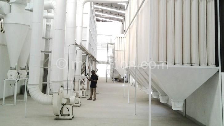 Mtalimanja riceFactory in Nkhotakota,