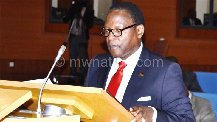 Chakwera: Malawians are intelligent