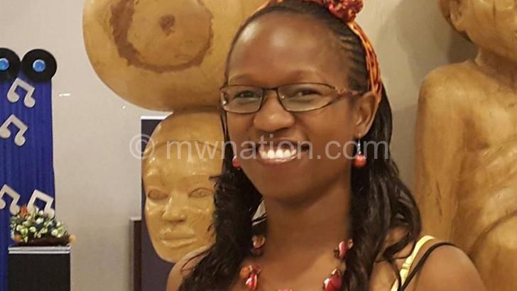 One of the storytellers: Mbvundula