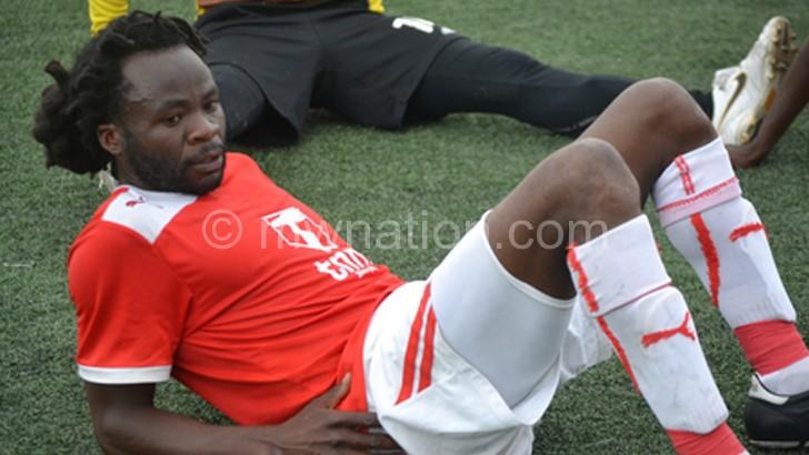 Kondowe: I am waiting