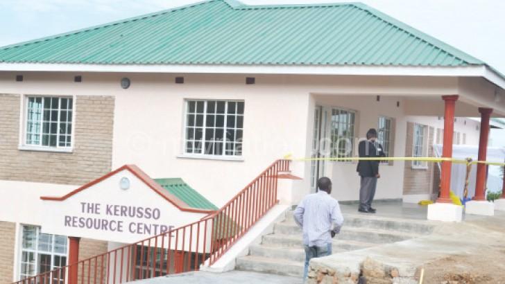 Chimwemwe House