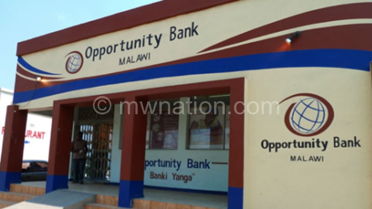 Opportunity bank | The Nation Online