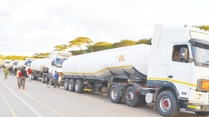 Locals fuel transporters want foreign haulers out