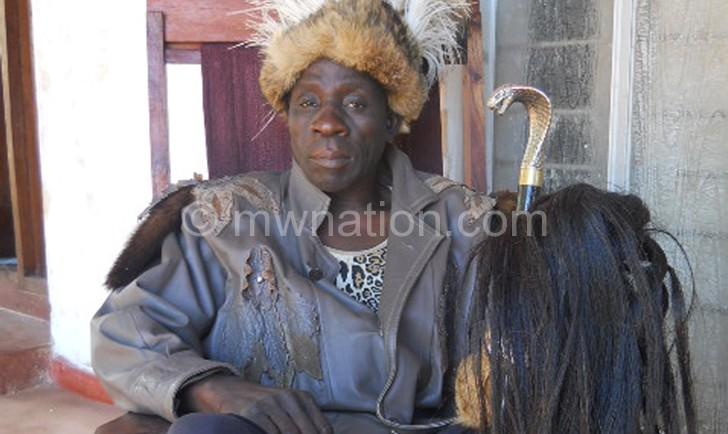 Katsonga: Sitibwerera mmbuyo
