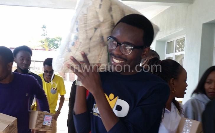 namadingo donation 1   The Nation Online