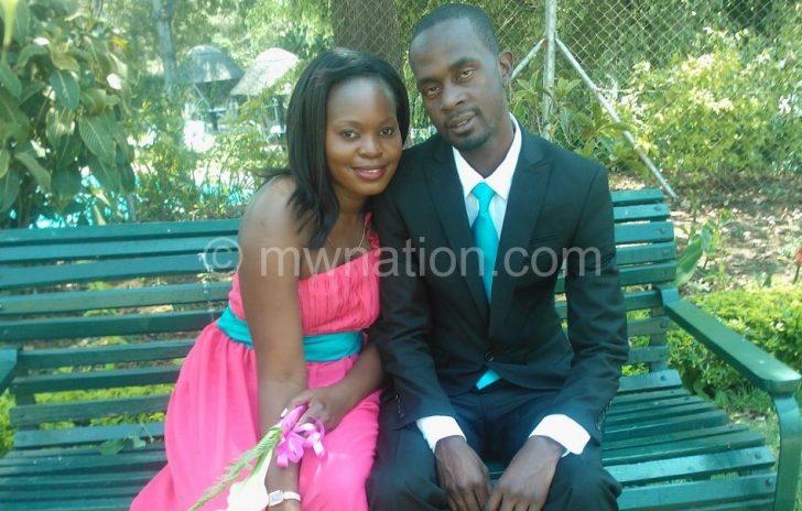 Alison ndi Chikondi amangitsa woyera ku Lilongwe