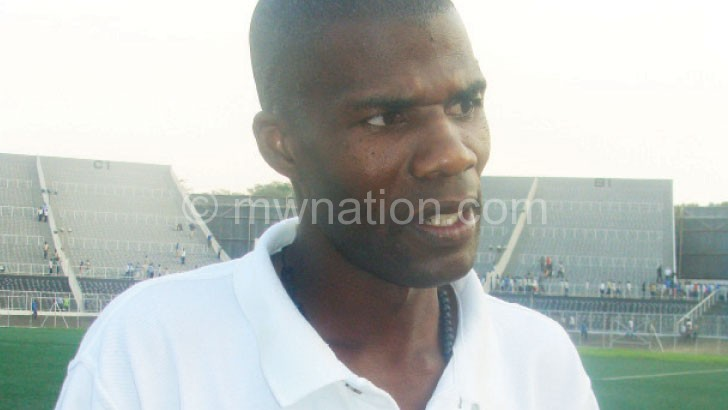 To take charge of the team: Msakakuona