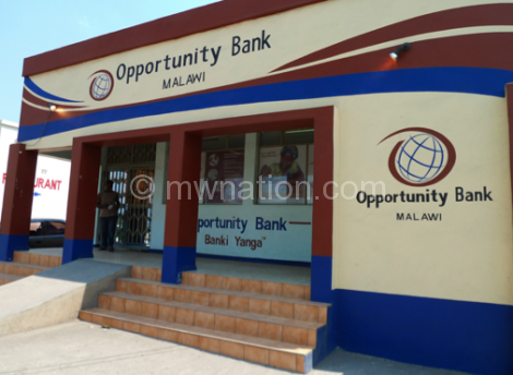 Ndirande Branch Opportunity International Bank of Malawi OIBM | The Nation Online