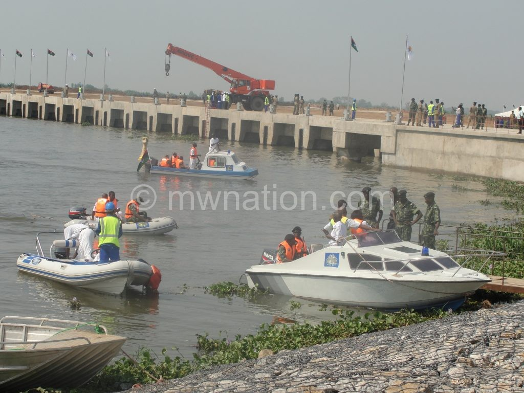 Nsanje port with boats | The Nation Online