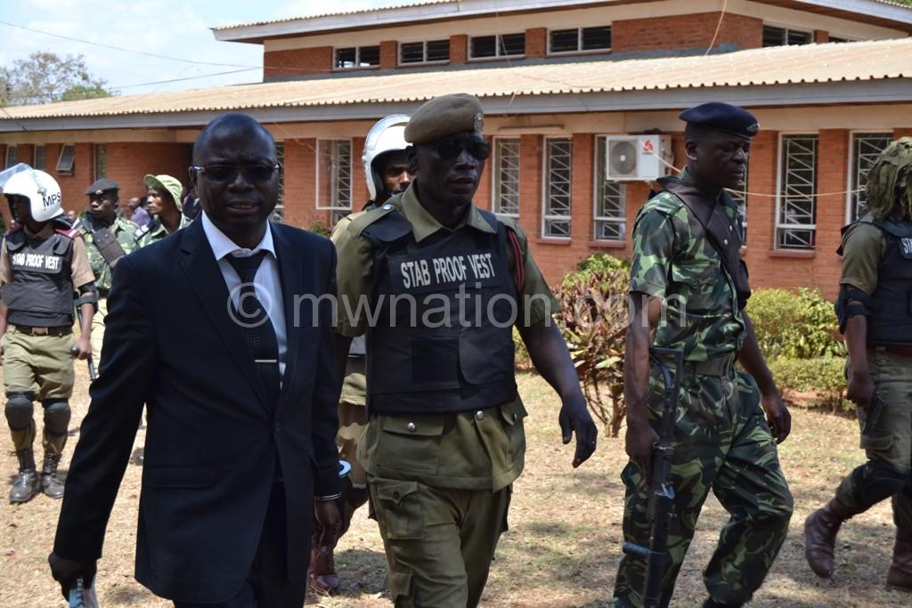 To remain in jail: Kasambara