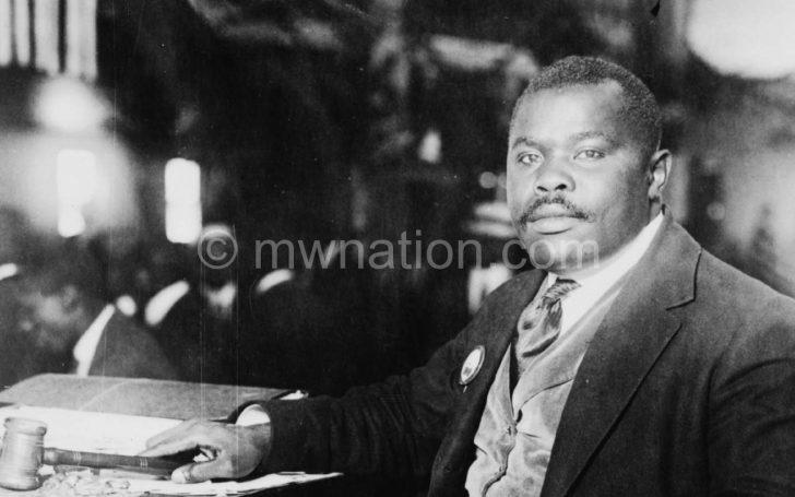 Marcus Garvey e1471423378136 | The Nation Online