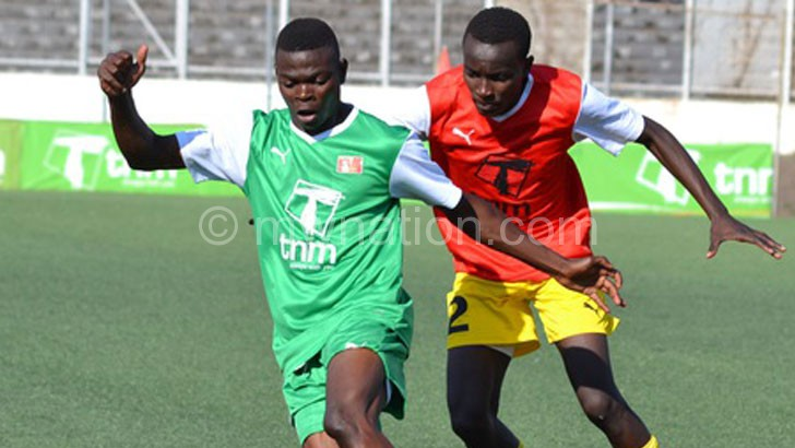 Mbulu (L) has signed a three-year deal