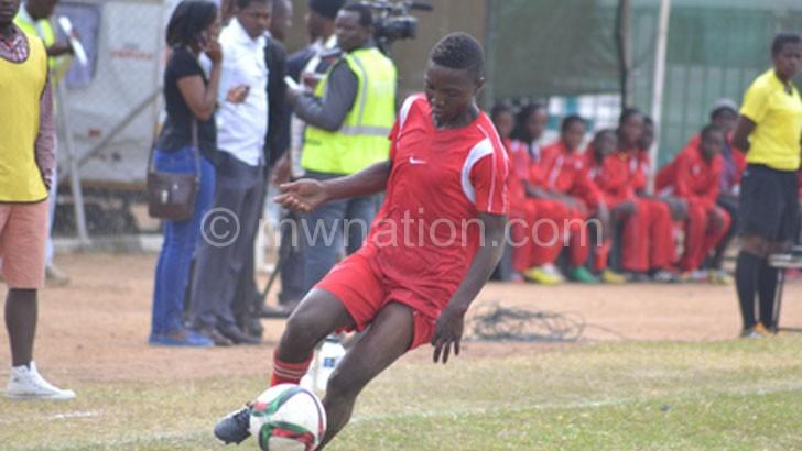 Has created 20-goal gap: Temwa