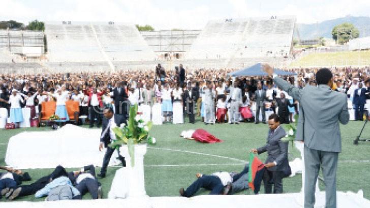 prayer   The Nation Online