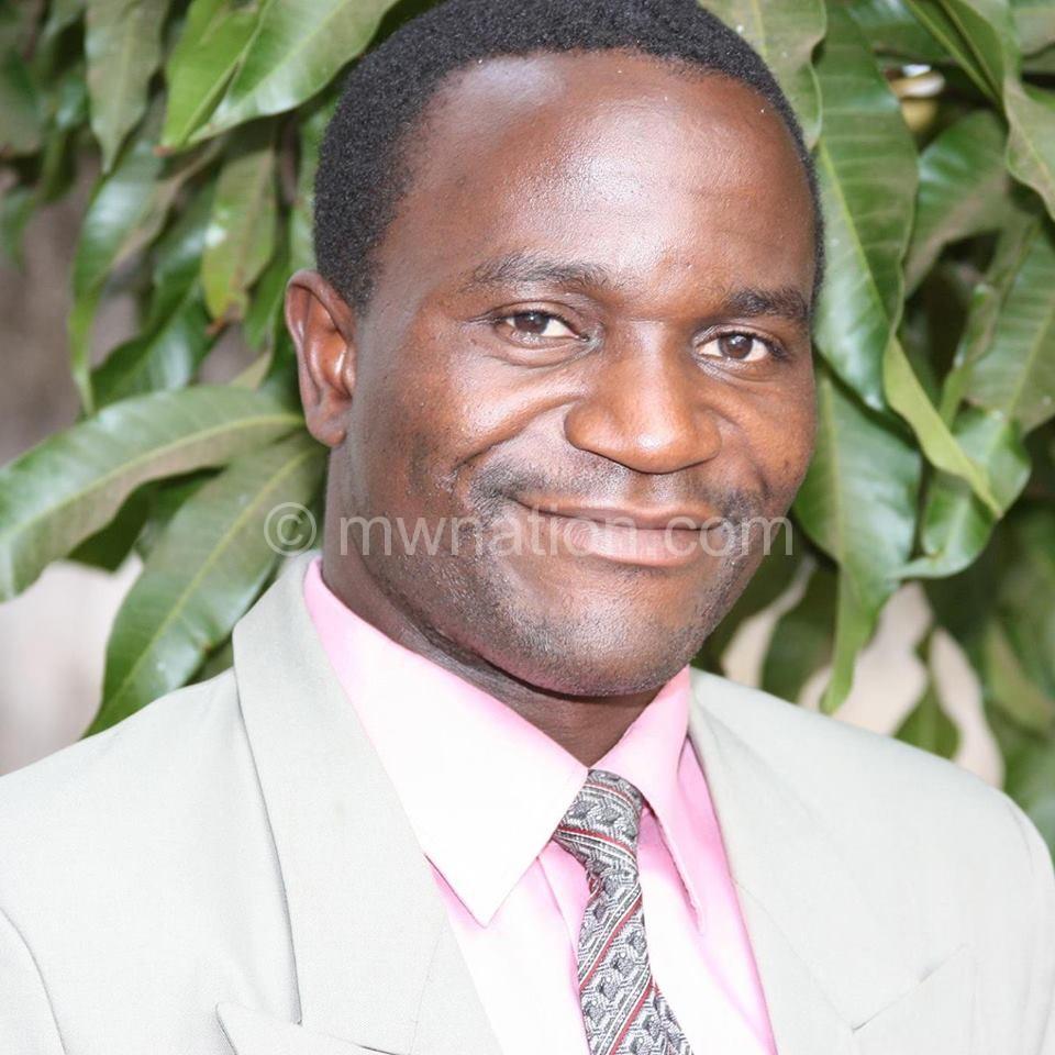 Victor Kaonga