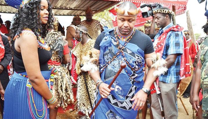Chilima at the Umhlangano wa Maseko Cultural Day