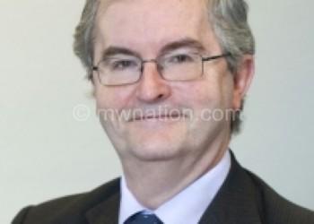 European Investment Bank vice president Jonathan Taylor